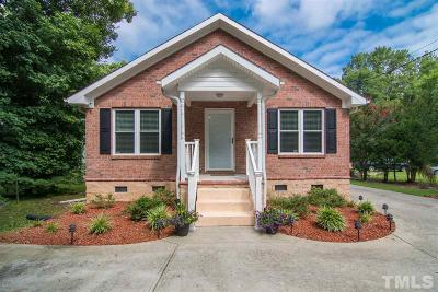 Durham Single Family Home For Sale: 4613 Denfield Street