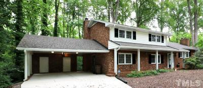 Cary Single Family Home For Sale: 1109 Ralph Drive