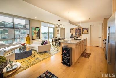 Chapel Hill Condo For Sale: 601 W Rosemary Street #513