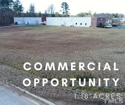 Johnston County Commercial Lots & Land For Sale: Best Wood Drive