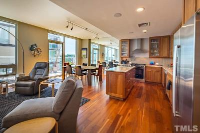 Chapel Hill Condo For Sale: 601 W Rosemary Street #512