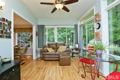Holly Springs Single Family Home For Sale: 309 Holly Branch Drive