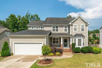 Wake Forest Single Family Home For Sale: 9040 Linslade Way