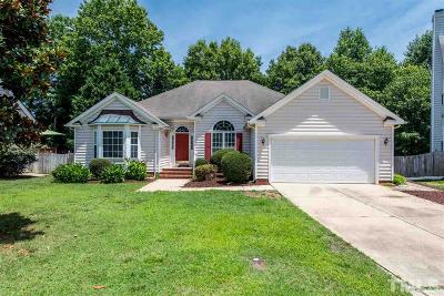 Wake County Single Family Home For Sale: 8908 Eaglebrook Court