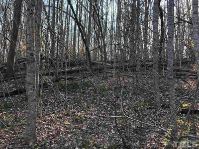 Orange County Residential Lots & Land Contingent: Lot 1 Boundbrook Drive