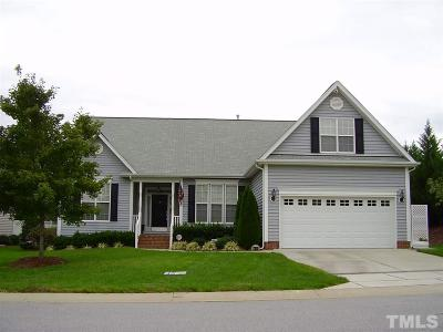Raleigh Rental Contingent: 2306 Summer Shire Way