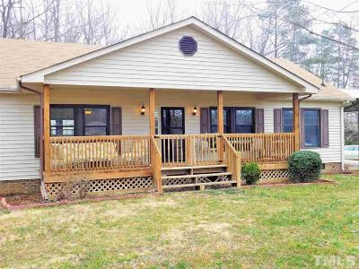 Oxford Single Family Home For Sale: 547 Walnut Grove Road