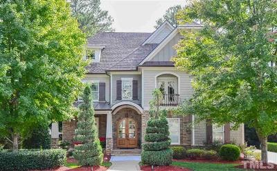 Raleigh Single Family Home For Sale: 2505 Shadow Hills Court