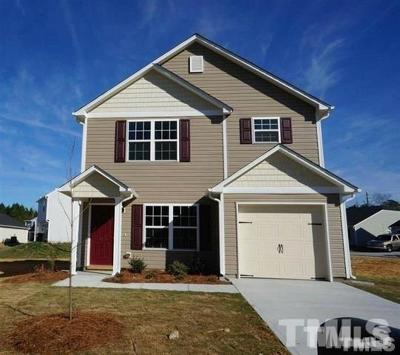 Knightdale Rental For Rent: 1248 Sweetgrass Street