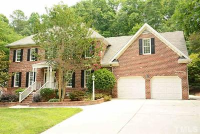 Raleigh Single Family Home For Sale: 4212 Glen Laurel Drive