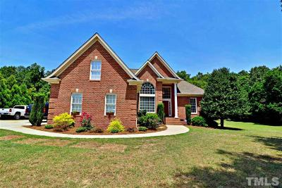 Harnett County Single Family Home For Sale: 159 Green Forest Circle
