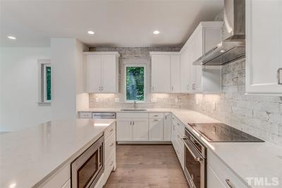 Wake County Single Family Home For Sale: 1206 Boyer Street