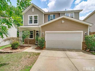Holly Springs Single Family Home Contingent: 341 Apple Drupe Way