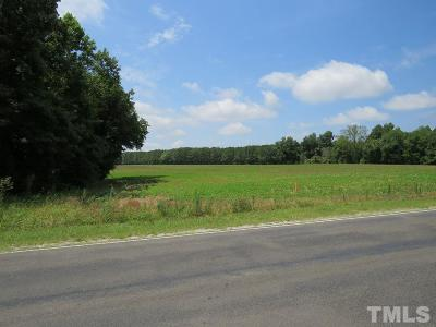 Zebulon Residential Lots & Land For Sale: 1021 Johnson Town Road