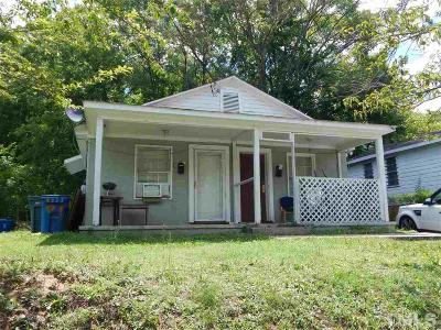 Durham Multi Family Home For Sale: 1404 & 1406 N Hyde Park