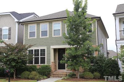 Cary Single Family Home For Sale: 4114 Overcup Oak Lane