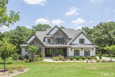 Chapel Hill Single Family Home For Sale: 330 Bennett Orchard Trail