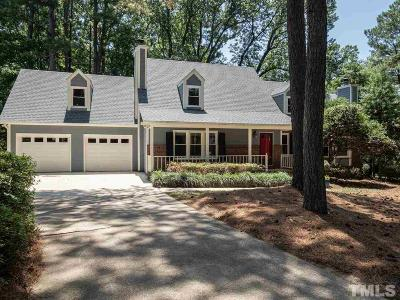 Cary Single Family Home For Sale: 109 Crimmons Circle