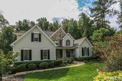 Chapel Hill Single Family Home For Sale: 10434 Swain