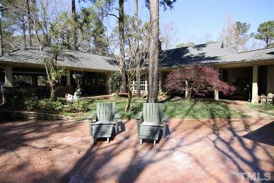 Harnett County Single Family Home For Sale: 1140 Mabry Road