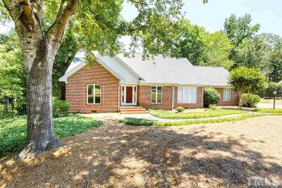 Harnett County Single Family Home For Sale: 1870 Keith Hills Road