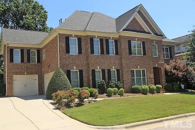 Wakefield Single Family Home For Sale: 2621 Peachleaf Street