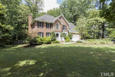 Chapel Hill Single Family Home For Sale: 8506 Balmoral Place