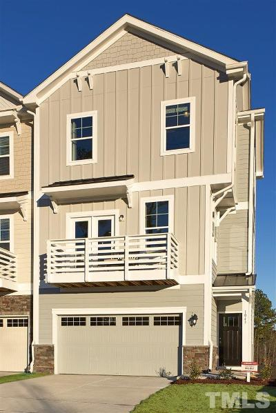 Apex Townhouse For Sale: 2234 Red Knot Lane