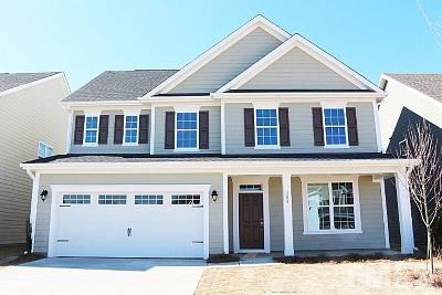 Holly Springs Rental For Rent: 208 Atwood Drive