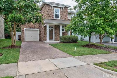 Morrisville Single Family Home For Sale: 516 Abbey Fields Loop