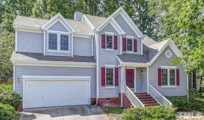 Cary Single Family Home For Sale: 103 Deep Gap Run