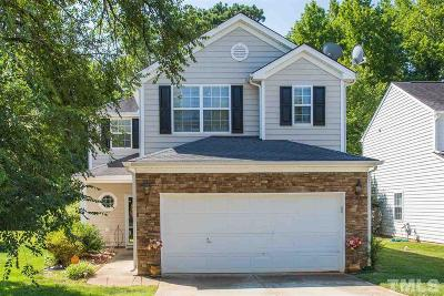 Raleigh Single Family Home For Sale: 231 Inkster Cove