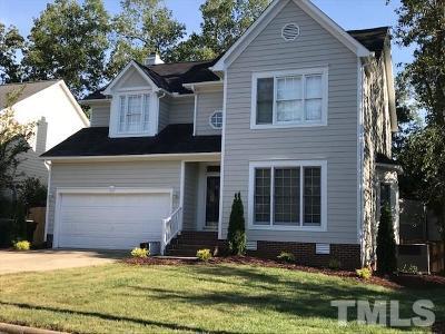Single Family Home For Sale: 209 Cedarpost Drive