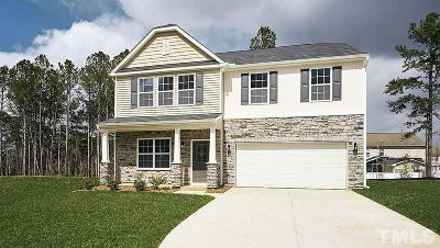 Wendell Single Family Home For Sale: 1136 Ibis Walk Drive