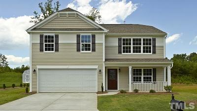 Wendell Single Family Home For Sale: 1104 Ibis Walk Drive
