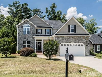 Johnston County Single Family Home For Sale: 83 Summit Overlook Drive