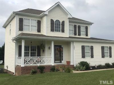 Knightdale Single Family Home For Sale: 1241 Golden Field Drive