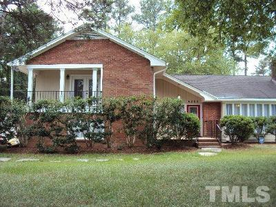 Durham Single Family Home For Sale: 4000 Laurel Drive