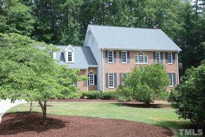 Raleigh Single Family Home For Sale: 209 Wortham Drive