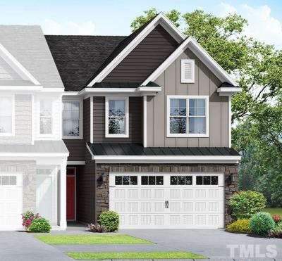 Holly Springs Townhouse Pending: 201 Hidden Run Lane