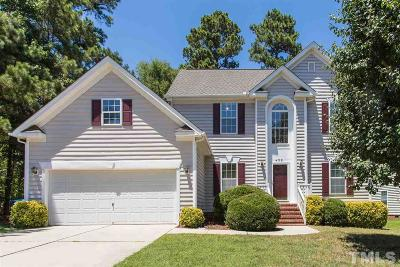 Durham County Single Family Home For Sale: 402 Stinhurst Drive