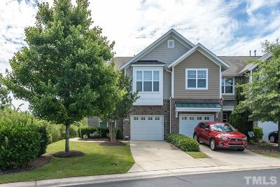 Raleigh Townhouse For Sale: 9112 Bunnwood Lane