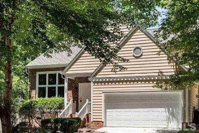 Cary Single Family Home For Sale: 106 McIntire Lane