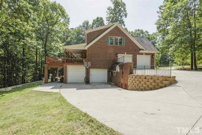 Pittsboro Single Family Home For Sale: 67 Foxglove