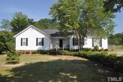 Pine Level Single Family Home For Sale: 111 Deblyn Court