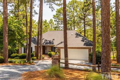 Pinehurst Single Family Home For Sale: 31 La Quinta Court