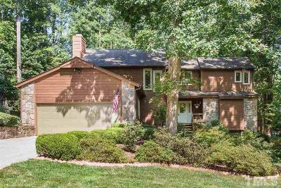 Single Family Home For Sale: 406 King George Loop