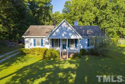 Rougemont Single Family Home Contingent: 6720 Kiger Road