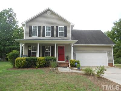 Lee County Single Family Home For Sale: 1003 Bryant Drive