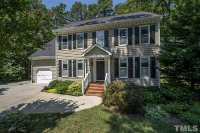 Wake County, Durham County, Orange County, Chatham County Single Family Home For Sale: 10 Hartley Place